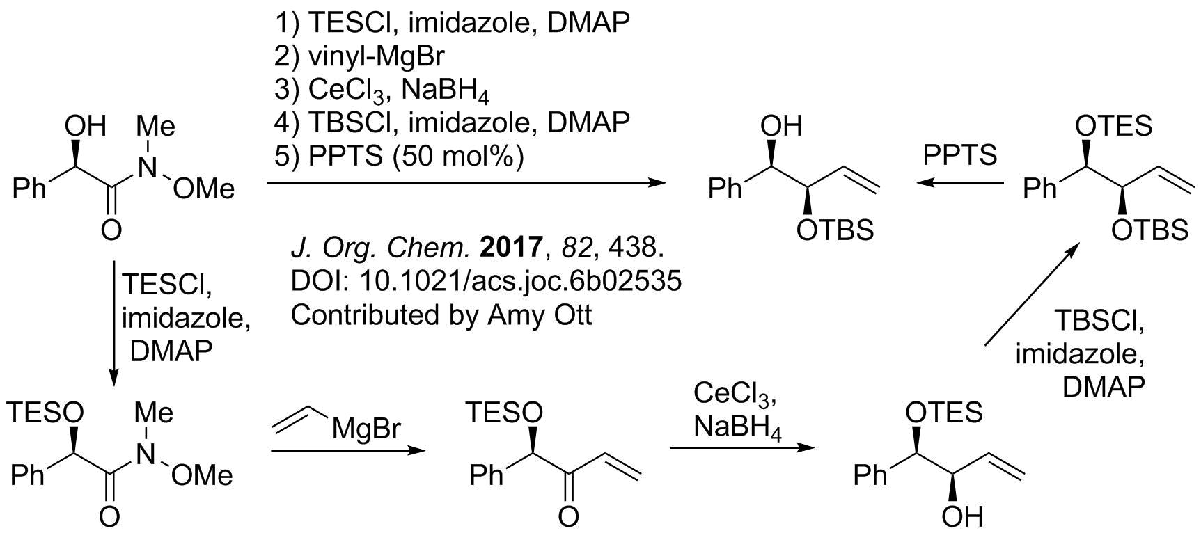 Reaction Sequences 25