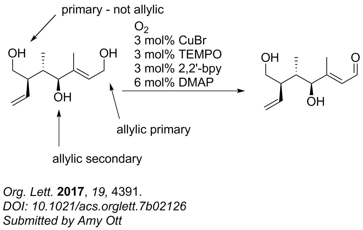 Chemoselectivity 1