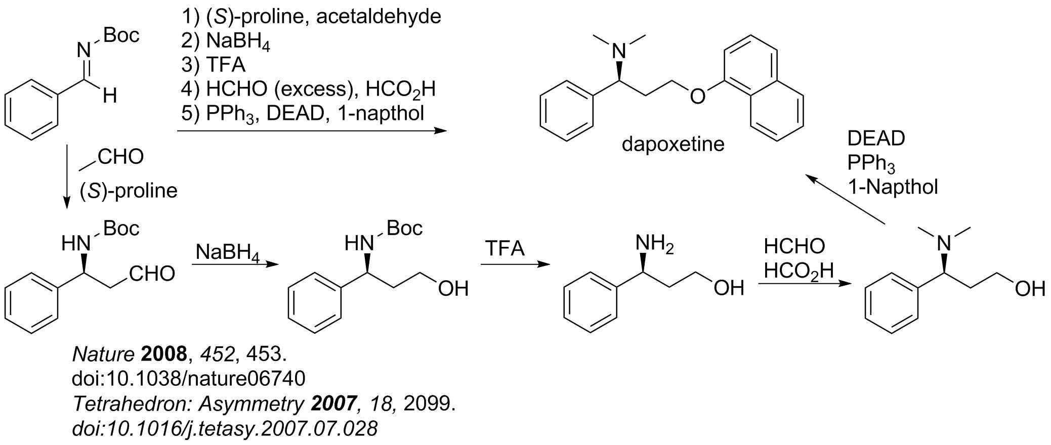 Reaction Sequences 5
