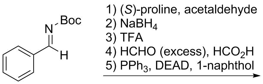Reaction Sequence 5