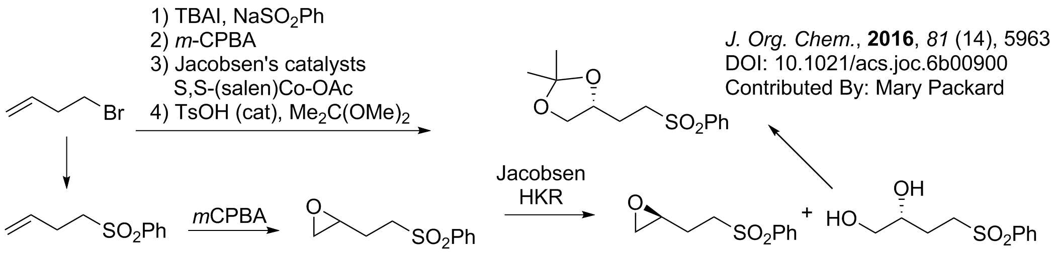 Reaction Sequences 15