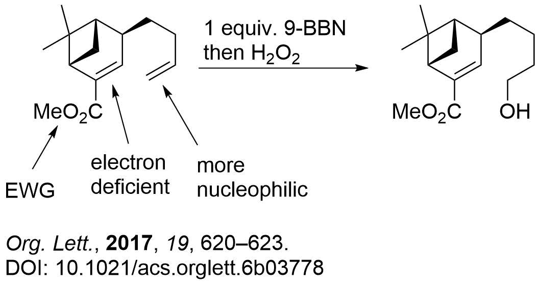 Chemoselectivity 5