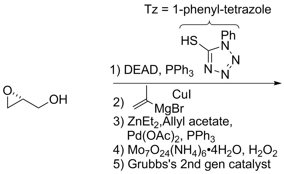 Reaction Sequence 3