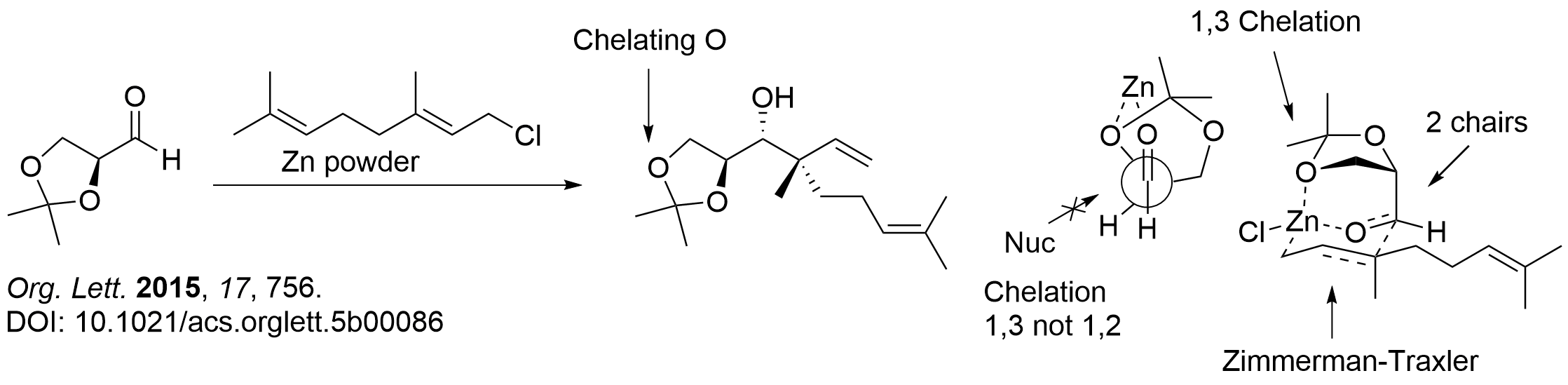 Carbonyl Addition 4