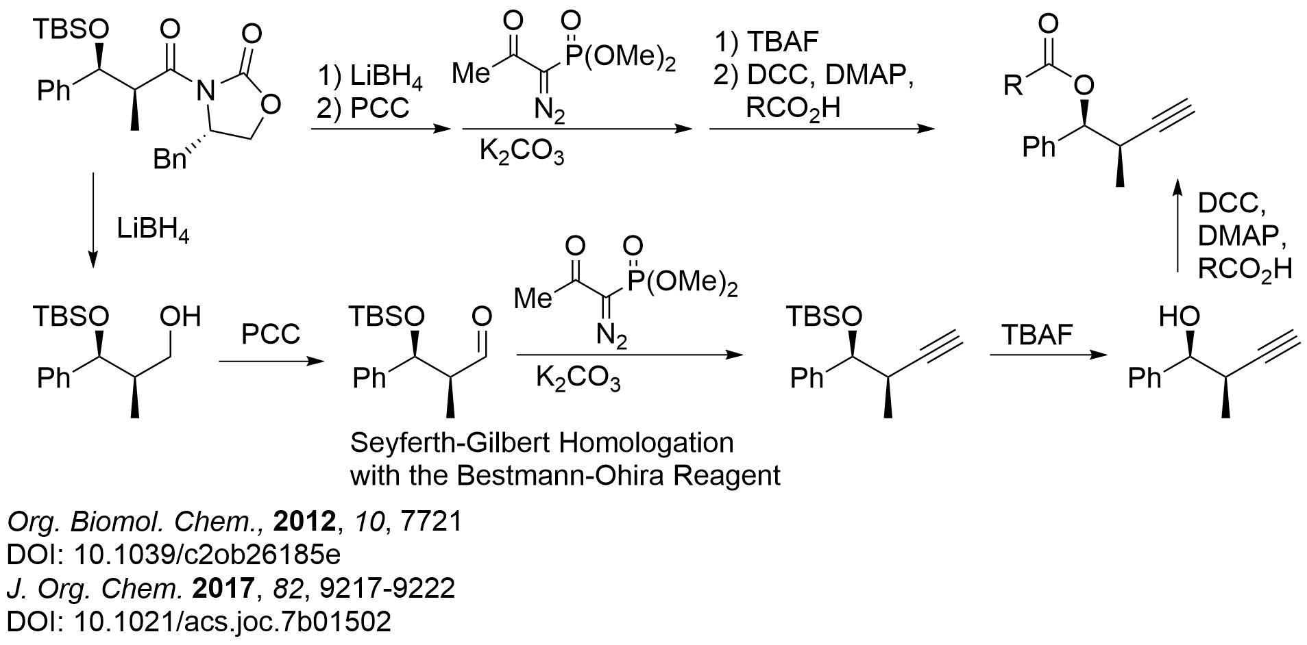 Reaction Sequences 26