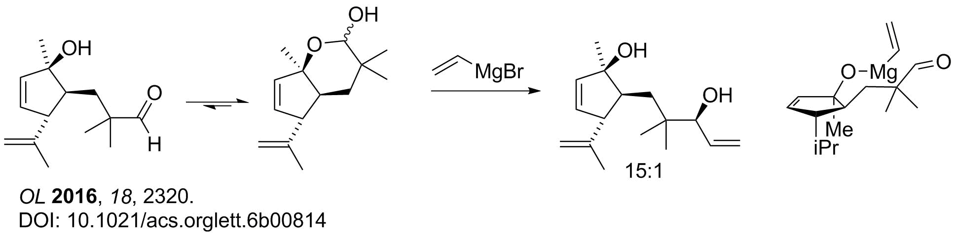 Carbonyl Addition 10