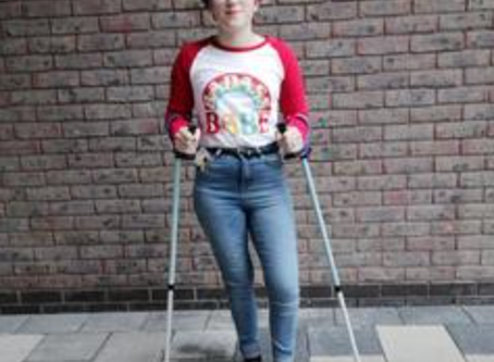 """""""All Bodies are Good Bodies"""": Zoë's Body Positivity Story"""