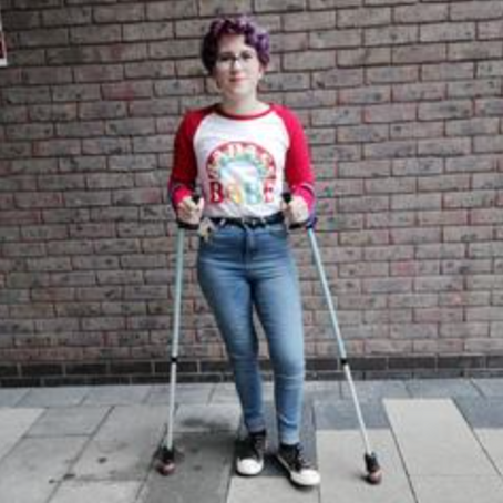 """All Bodies are Good Bodies"": Zoë's Body Positivity Story"