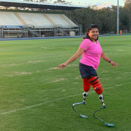 Pushing Your Limits: Running a Marathon with No Legs