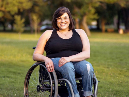 What It Means To Be A Content Creator With A Disability