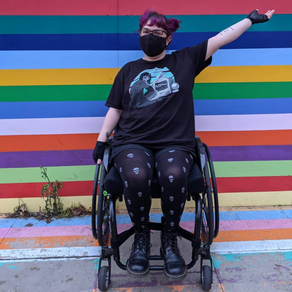 How the Disabled Community Helped Me Accept My Gender Identity