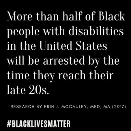 BLM x Disabilities: Becoming Intersectional Allies