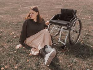 wheelchair-user
