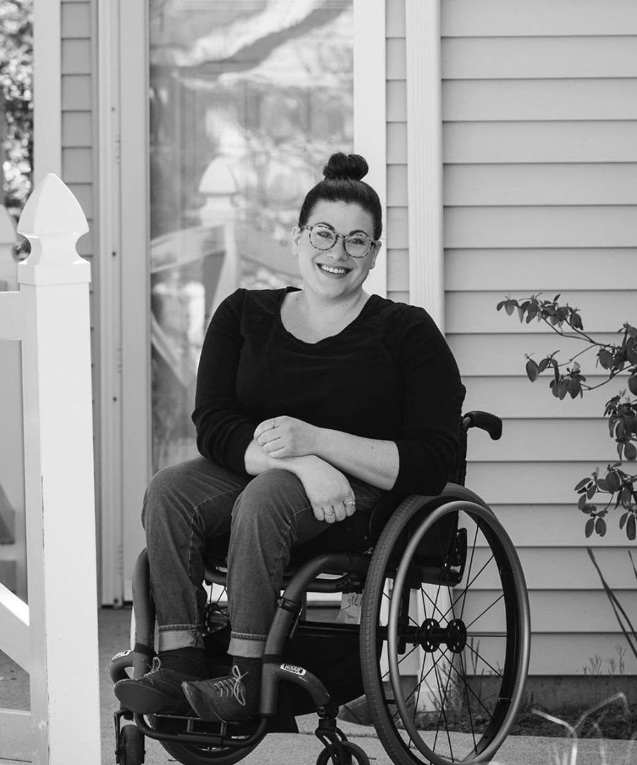 wheelchair-model-disability