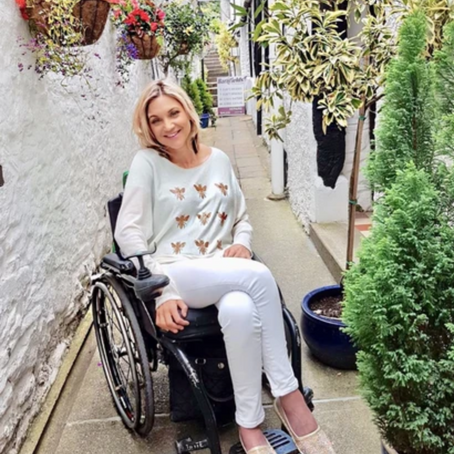Disability Stylist Gives Us Fashion Tips
