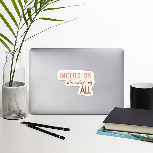 Inclusion Elevates us all