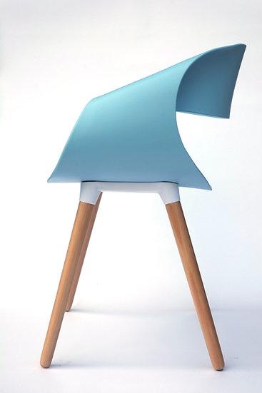 Inspirer Studio Ring Chair in Skyblue