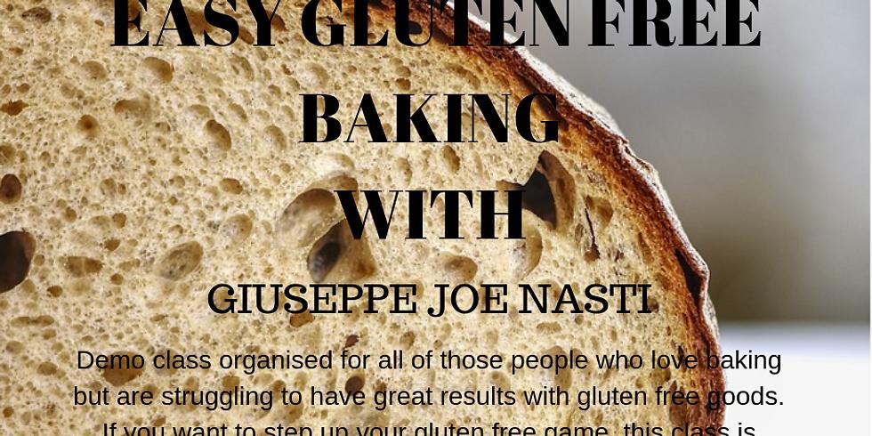 Gluten free demo class for beginners