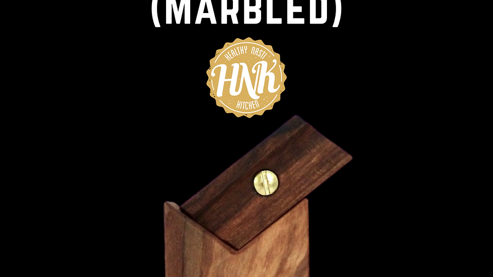Marble wood original bread lama blade holder