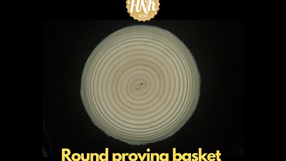 Round Proofing Basket medium