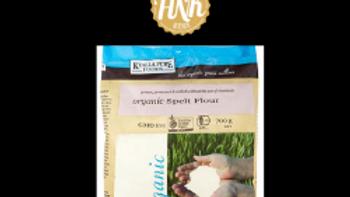 organic  whole grain spelt flour