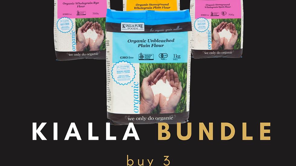 Kialla flour bundle