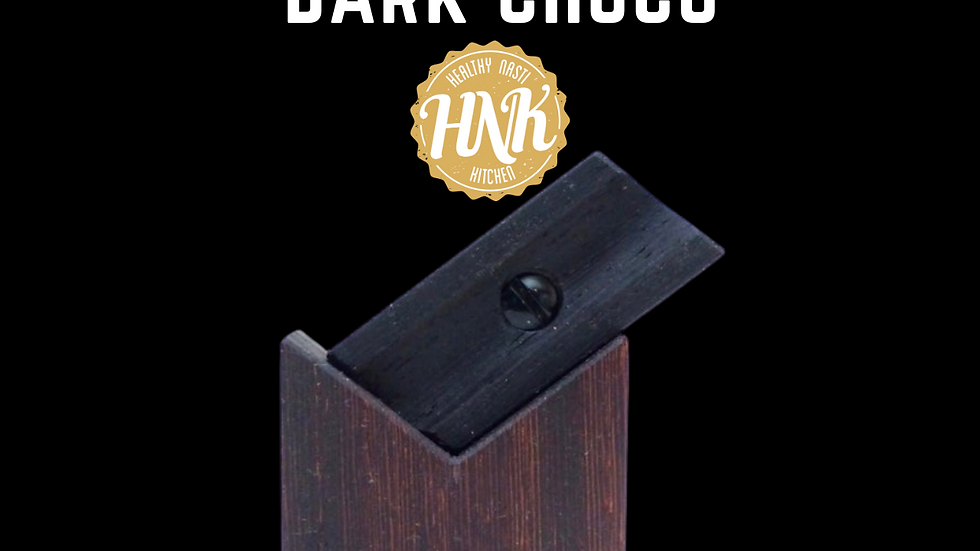 Dark choco  wood original bread lama blade holder