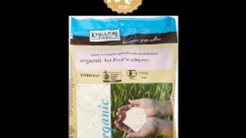 Organic Rye flour Wholegrain 700gr