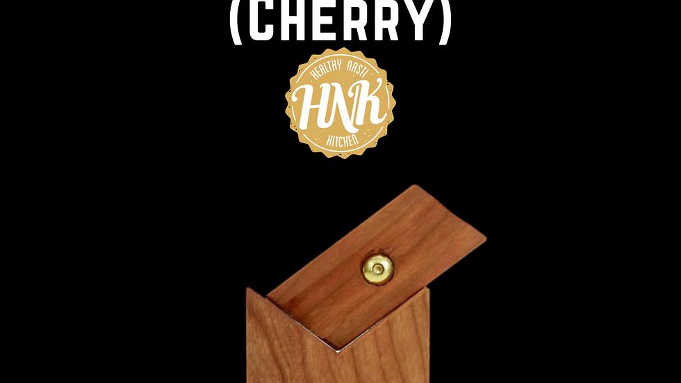 Cherry wood original bread lama blade holder