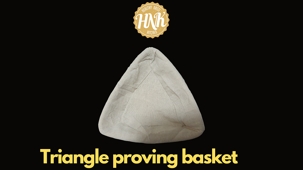 Triangle Proofing Basket