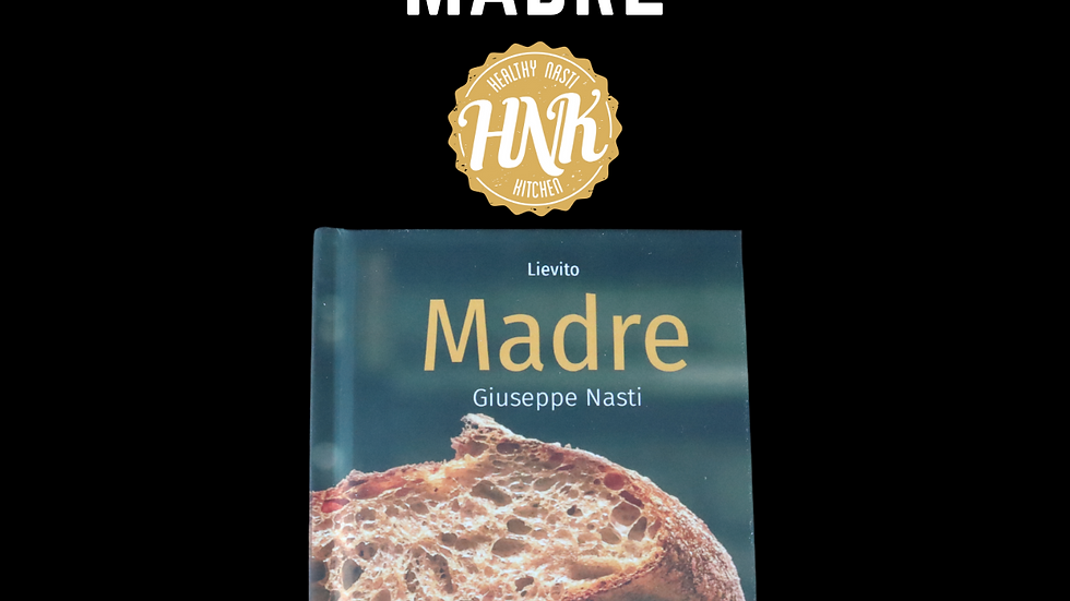 "Madre paper back ""the 5 secrets of sourdough baking"