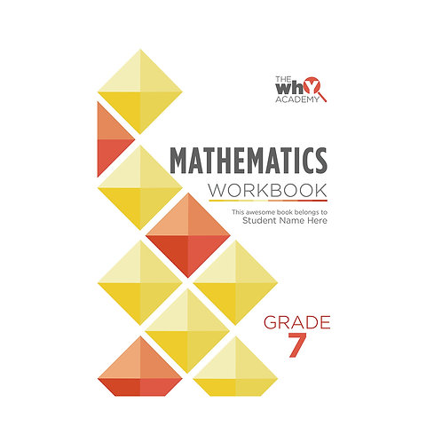 Grade 7 Maths Workbook
