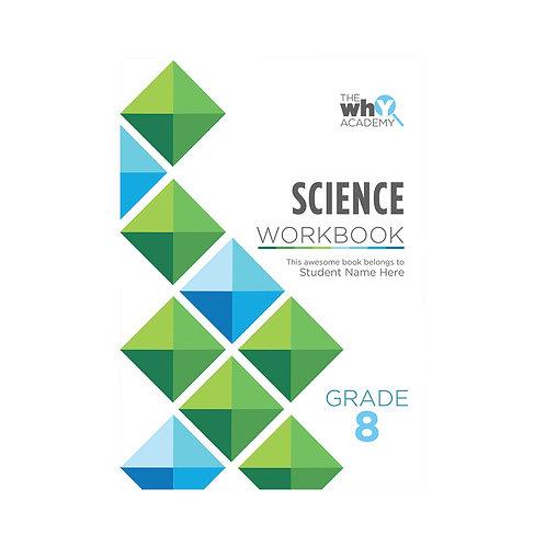 Grade 8 Science Workbook