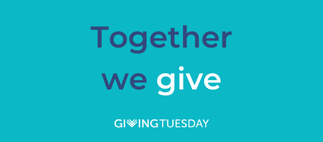 Today is Giving Tuesday!