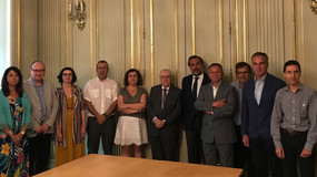 UGT FICA y la patronal firman el Convenio General de la Industria Textil y de la Confección