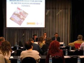 UGT FICA presenta dos informes sobre el sector agroalimentario