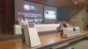 VI Comité Regional UGT-FICA Madrid