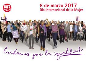 Dia de la Mujer Trabajadora, asamblea de delegados