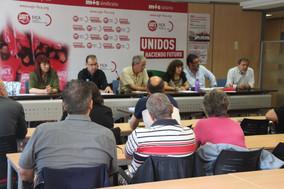 UGT-FICA Madrid continua con los cursos formativos para la formación de delegados sindicales