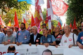 Ser solidarios con Rubén Ranz y José Manuel Nogales es ser solidarios con nuestros derechos