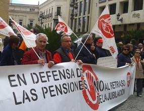 Defensa del sistema público de pensiones