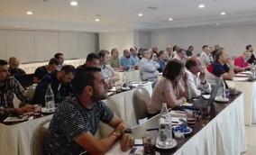 Delegados de UGT FICA participan en unas jornadas formativas de ArcelorMittal en Madrid