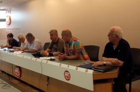 Las Agrupaciones de Trabajadores Pasivos proponen a Mariano Rojo como Coordinador Federal por unanim