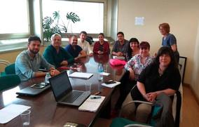 Constituida la coordinadora de secciones sindicales de UGT FICA de Ericsson