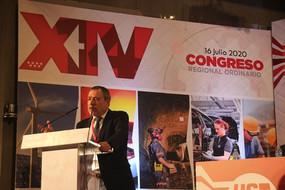 El XIV Congreso de UGT FICA Madrid reelige a Mariano Hoya Secretario General