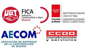 CONVENIO DE COLABORACIÓN ENTRE LA COMUNIDAD DE MADRID (IRSST) Y LA ASOCIACIÓN DE EMPRESAS DE LA CONS