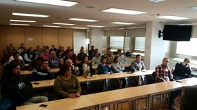 UGT-FICA Madrid organiza la Asamblea Sectorial del Auto en Avenida de America