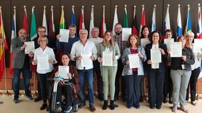 La discapacidad no puede suponer una merma de los derechos sociales, económicos y laborales