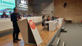 VII Comité Regional de UGT-FICA Madrid
