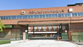 Movilizaciones en Móstoles Industrial S.A (MOINSA) por el E.R.E iniciado por la empresa